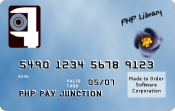 PHP PayJunction. Process Credit Cards online.