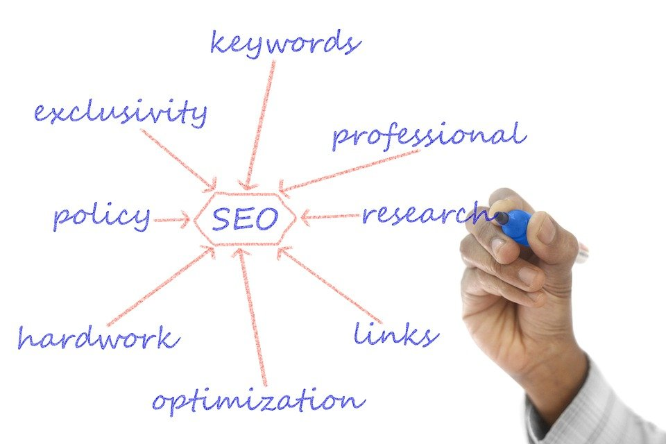 Various Branches of SEO