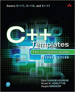 C++ Templates, The Complete Guide