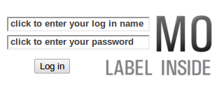 MO Label Inside, to make your Drupal form look modern