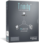 Trinity 3-In-1 Credit Card Processing