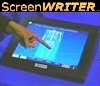 SportsWRITER and ScreenWRITER could both be used in dual screen mode