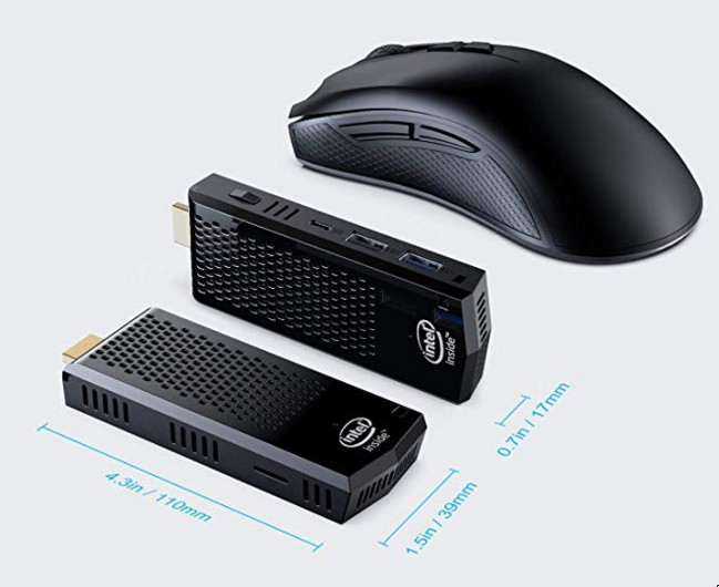 Mini-computer versus Mouse