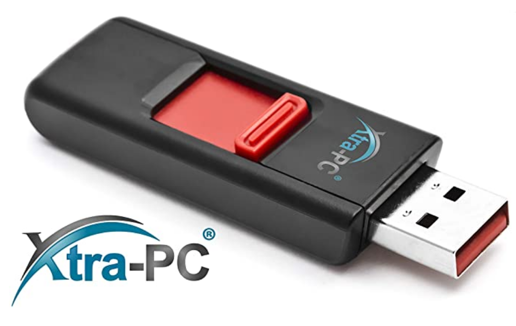 Xtra-PC, a complete ready to go OS on a thumb drive
